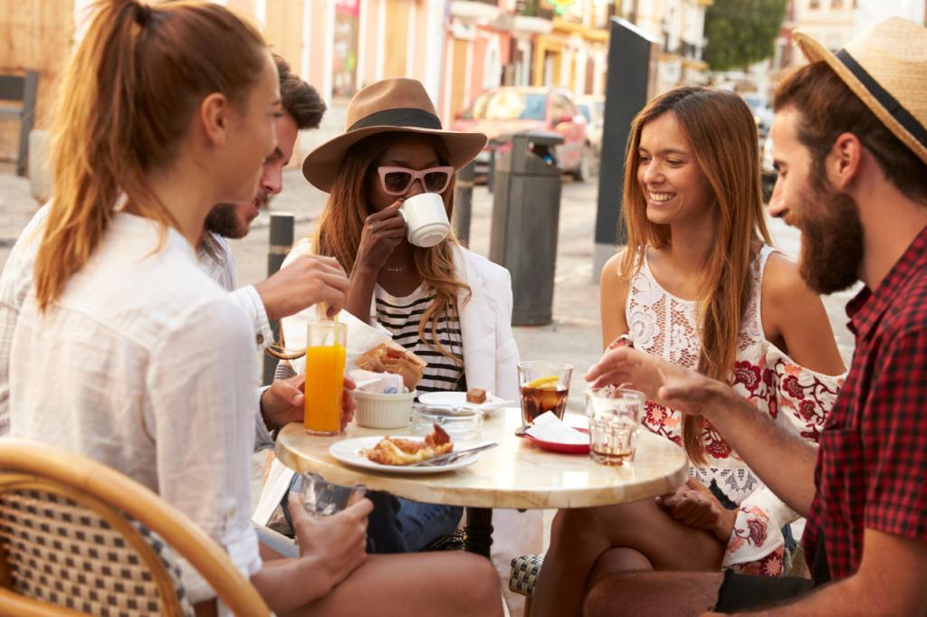 Les tendances touristiques à retenir pour préparer l'après-coronavirus : les voyages entre amis et en famille seront très importants